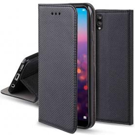 Moozy Smart Magnet FlipCase Huawei P20 EML-L29 mobilskal fodral