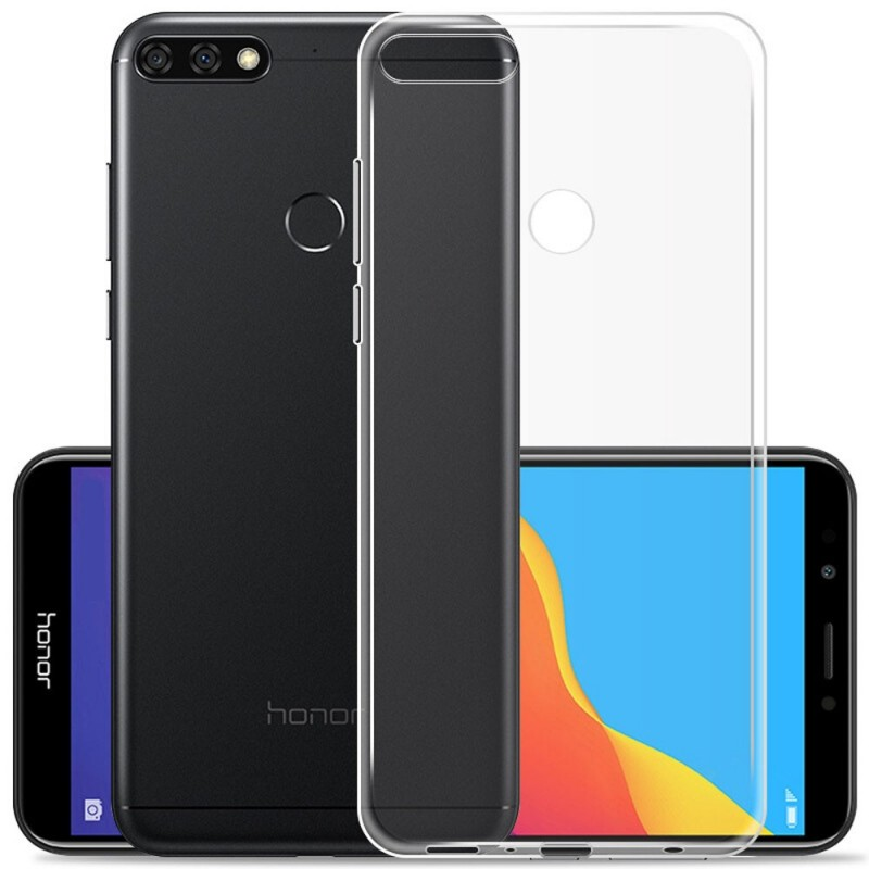 Köp tunt mobilskal silikon skal Huawei Y6 2018 hos Caseonline.se e418f8e587c4b