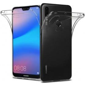 360 heltäckande silikon skal Huawei P20 Lite mobilskal caseonline