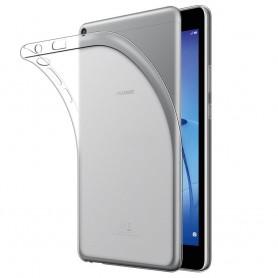 """Huawei MediaPad T3 10 9.6"""" Silikon skal Transparent"""