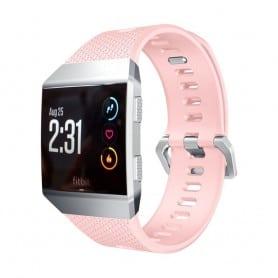 Sport Armband Fitbit Ionic Rosa L klockarmband tillbehör