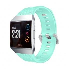 Sport Armband Fitbit Ionic Mint L tillbehör smartwatch