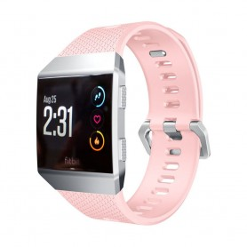 Sport Armband Fitbit Ionic Rosa S klockarmband tillbehör
