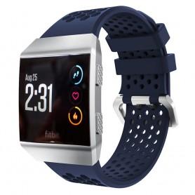Hole Sport Armband Fitbit Ionic - Mörkblå