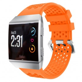 Hole Sport Armband Fitbit Ionic - Orange