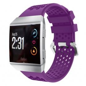 Hole Sport Armband Fitbit Ionic - Lila