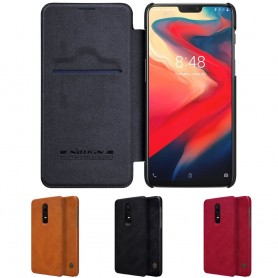 Nillkin Qin FlipCover OnePlus 6 (A6000)