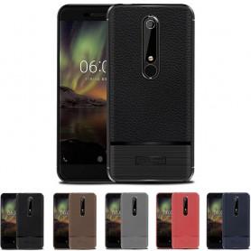 Rugged Armor TPU skal Nokia 6.1 2018 mobilskal