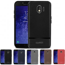 Rugged Armor TPU skal Samsung Galaxy J4 2018