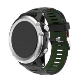 Camo Armband Garmin Fenix 3 / 5X (djungle)