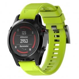Sport Armband Garmin Fenix 5X GPS (Lime) CaseOnline