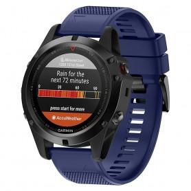 Sport Armband Garmin Fenix 3 / 5X (Mblå)