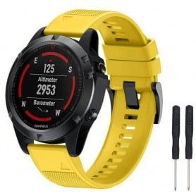 Sport Armband Garmin Fenix 5 / Forerunner 935-Gul