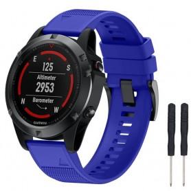 Sport Armband Garmin Fenix 5 / Forerunner 935-Blå