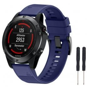 Sport Armband Garmin Fenix 5 / Forerunner 935-MBlå