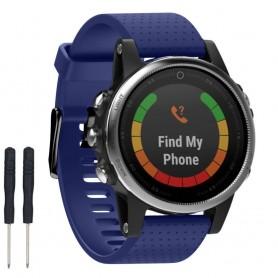 Sport Armband Garmin Fenix 5S - Blå