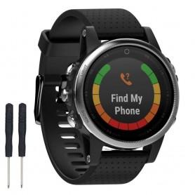 Sport Armband Garmin Fenix 5S - Svart