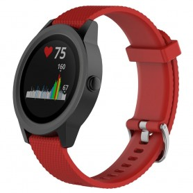 Sport Armband Garmin VivoActive 3 - Röd