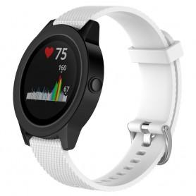 Sport Armband Garmin VivoActive 3 - Vit