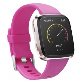 Sport Armband till Fitbit Versa - Rosa