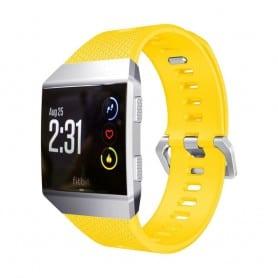 Sport Armband Fitbit Ionic Gul L silikon