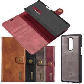 Mobilplånbok Magnetisk DG Ming OnePlus 6 (A6000)