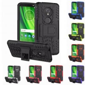 Stöttåligt skal med ställ Motorola Moto G6 Play mobilskal