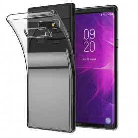 Silikon skal Transparent Samsung Galaxy Note 9 (SM-N960F)