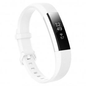 Sport Armband till Fitbit Alta HR - Vit