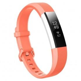 Sport Armband till Fitbit Alta HR - Aprikos