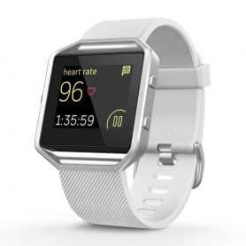Sport Armband till Fitbit Blaze - Vit