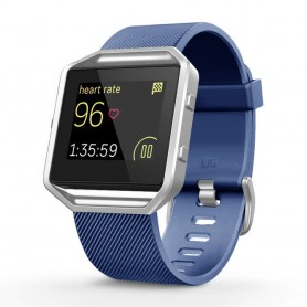Sport Armband till Fitbit Blaze - Blå