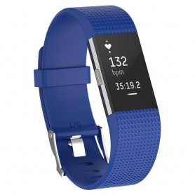 Sport Armband till Fitbit Charge 2 - Skyblue