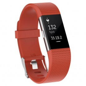 Sport Armband till Fitbit Charge 2 - Orange