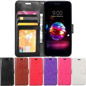 Mobilplånbok 3-kort LG K10 (2018) mobilskal fodral