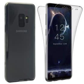 360 heltäckande silikon skal Samsung Galaxy A6 Plus 2018