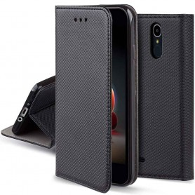 Moozy Smart Magnet FlipCase LG K9 2018 mobilskal caseonline