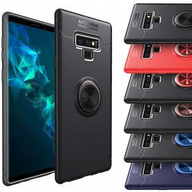 Slim Ring Case Samsung Galaxy Note 9 mobilskal selfiering