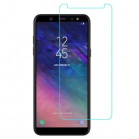 Skärmskydd av härdat glas Samsung Galaxy A6 2018 displayskydd