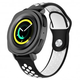 EBN Sport Armband Samsung Gear Sport - svart/vit
