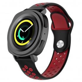 EBN Sport Armband Samsung Gear Sport - svart/röd