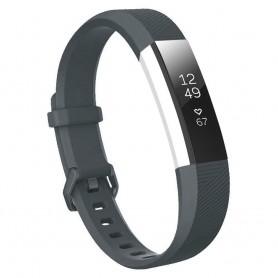 Sport Armband till Fitbit Alta HR - Gråblå