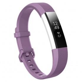Sport Armband till Fitbit Alta HR - Ljuslila