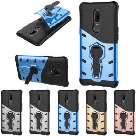 Sniper Case OnePlus 6 mobilskal med ställ skydd