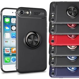Slim Ring Case Apple iPhone 7, 8 mobilskal selfiering mobilhållare