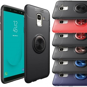 Slim Ring Case Samsung Galaxy J6 2018 (SM-J600F)