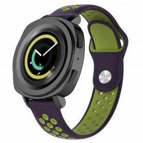 EBN Sport Armband Samsung Gear Sport - svart/grön