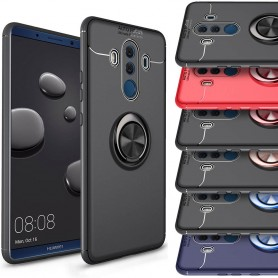 Slim Ring Case Huawei Mate 10 Pro mobilskal selfiering