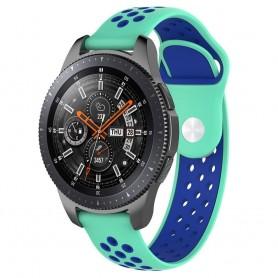 EBN Sport Armband Samsung Galaxy Watch 46mm-Mint/blå