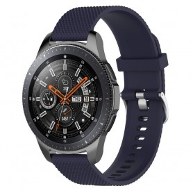 Sport Armband Samsung Galaxy Watch 46mm-Mblå